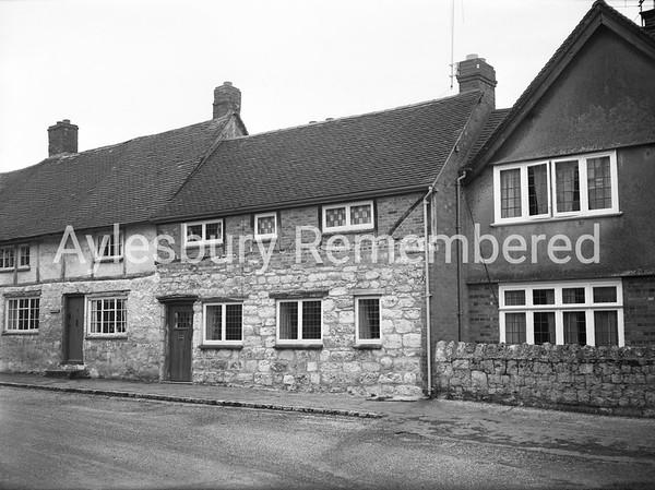 Market Hill, Whitchurch, Jan 1961