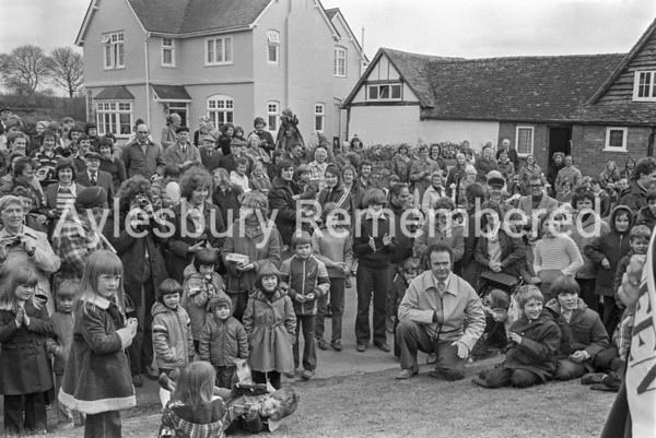 Whitchurch May Fest, May 10th 1979