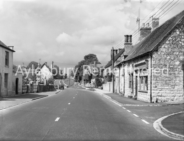 High Street, Whitchurch, April 27th 1961