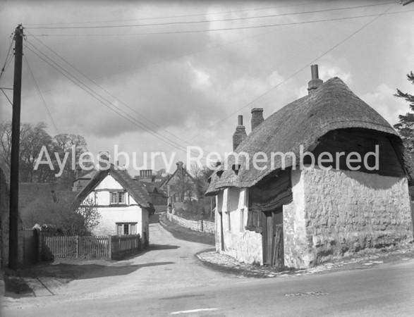 Market Hill, Whitchurch, Apr 1947