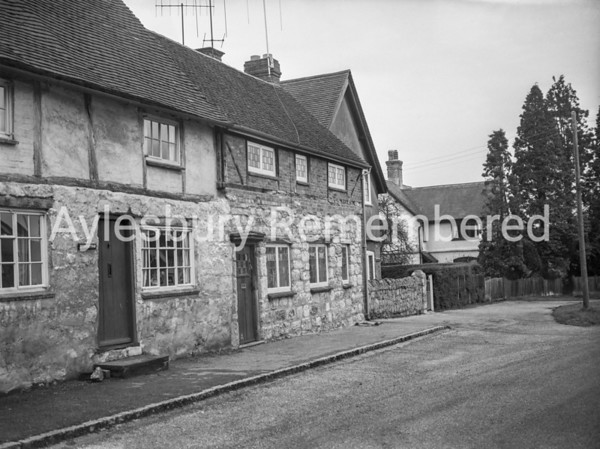 Market Hill, Whitchurch, Jan 1961