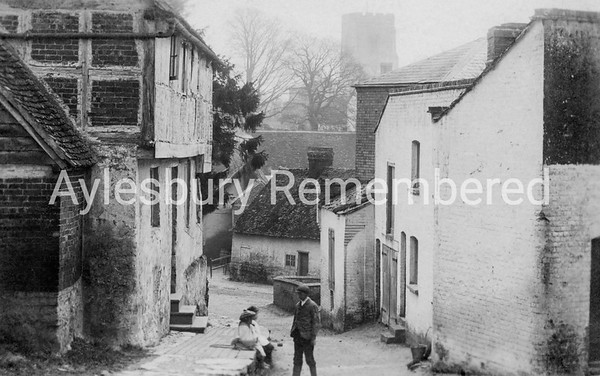 Market Hill, Whitchurch, c1900