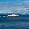MV Loch Tarbert heading to Lochranza