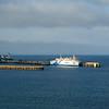 MV Hamnavoe at Scrabster 7/5/18