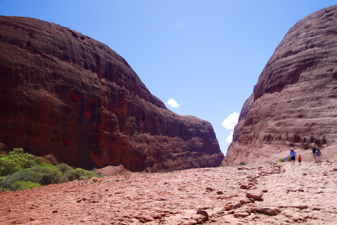 Physical and Climatic Processes Have Been Forming Kata Tjuta For Hundreds of Millions of Years (1)