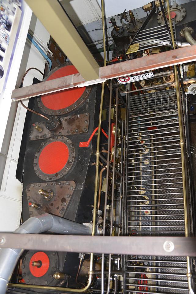 Engine Room The TSS Earnslaw