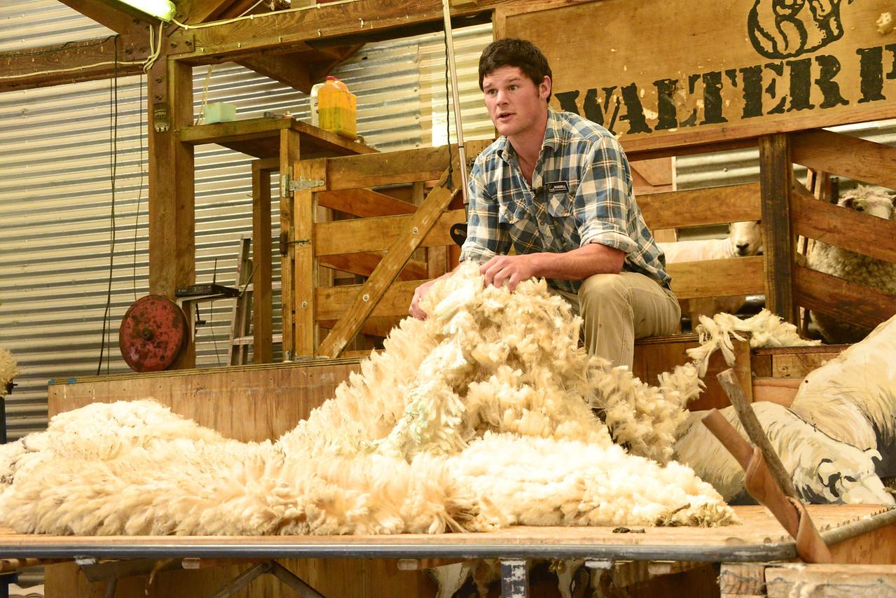 Finished Product-Whole Wool Coat