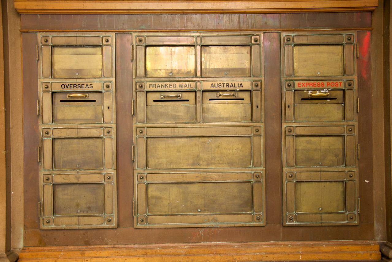 Australia Post Office at Martin Place