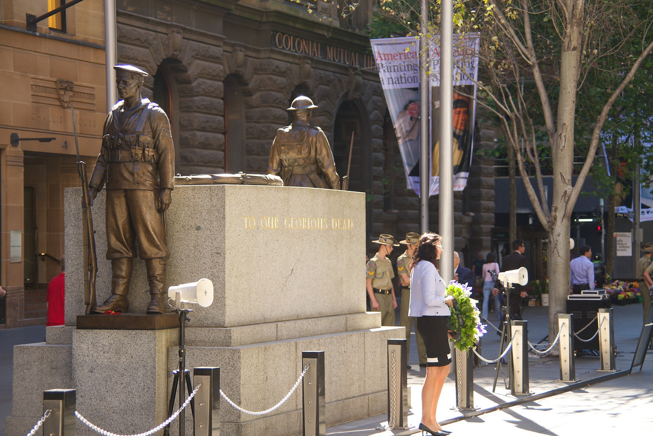 Cenotaph-Martin Place
