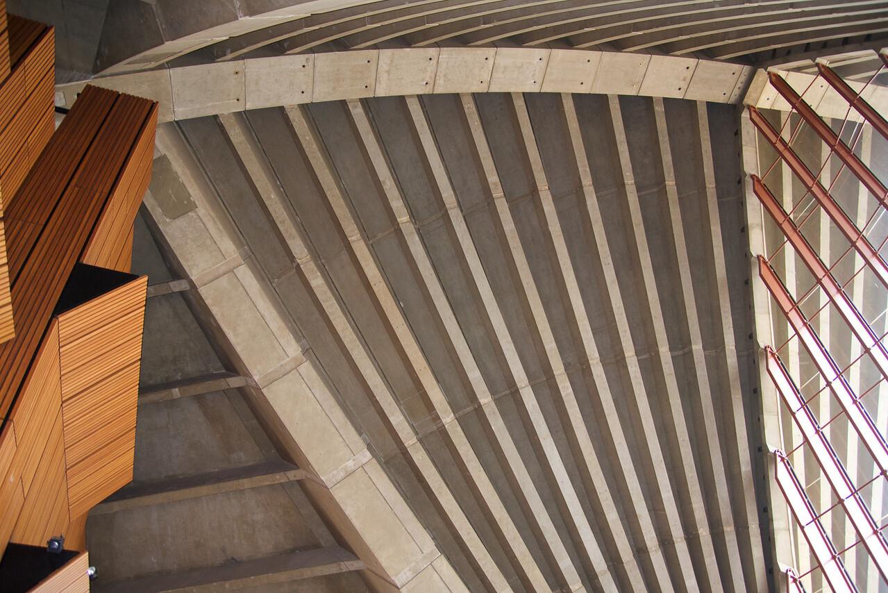 Inside Ceiling of Opera House