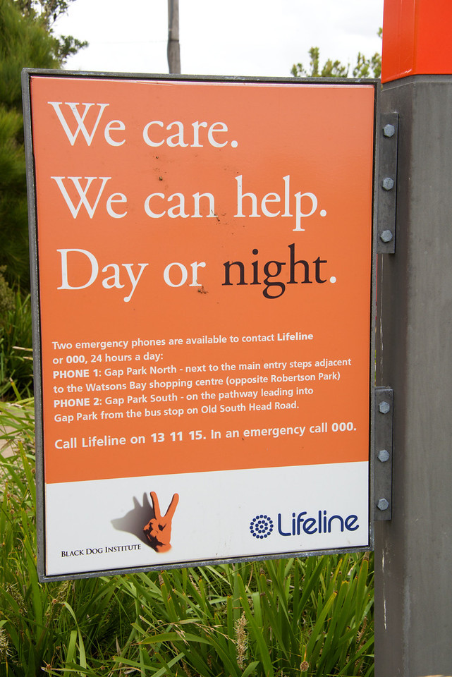 Closer Look at Help Sign