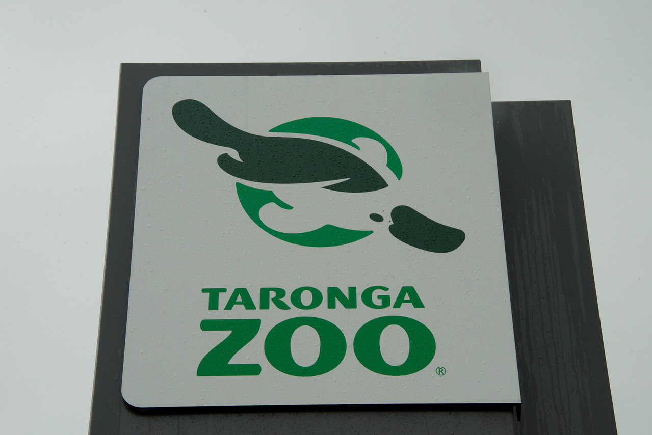 Platypus is Official Logo For Zoo