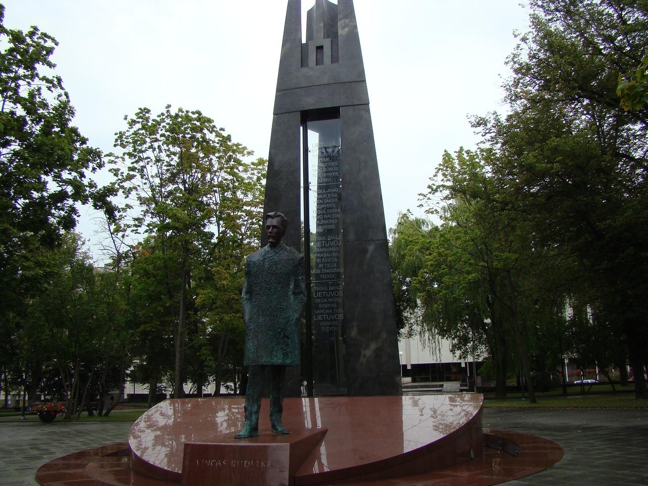 Statue on Park Square-2
