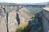 Crooked RIver High Bridge, old and new