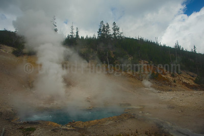 Sulpher Hotspring