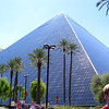 "There's the ""Luxor"" Hotel... very cool! :-)"