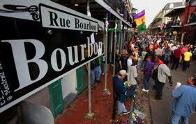 """We hung out on """"Bourbon Street"""" in New Orleans on our 1st night in town... crazy place... makes """"George Street"""" back home in St. John's seem tame and that's saying something! :-)<br /> Lots of other stuff to do in New Orleans other then party though... check out our blog post below for some ideas: <a href=""""http://www.nancyandshawnpower.com/new-orleans-louisiana-tips/"""">http://www.nancyandshawnpower.com/new-orleans-louisiana-tips/</a>"""