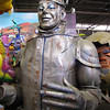 "Seeing this ""Tin Man"" about 3xs the size of us was pretty cool! :-)"