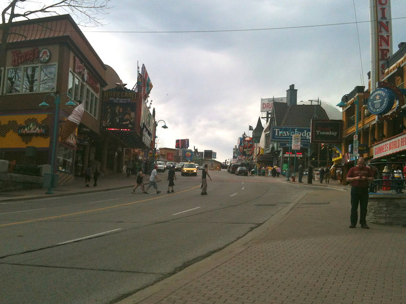 "There's ""Clifton Hill""... the street for food, shopping, entertainment & fun when in Niagara Falls."