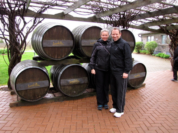 """If you love wine at all make sure to visit """"Niagara-on-the-Lake"""", just 30 mins from the falls. This is one of Canada's most famous wine regions... home to some of the World's best Ice Wines!"""