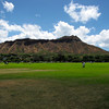 There's Diamond Head Crater... what a great time we had hiking up here... and checking out the views once there!!
