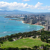 "There's a look at Waikiki Beach from Diamond Head... Beautiful!! Check out our Video of our hike by clicking below: <a href=""http://nancyandshawnpower.com/a-video-of-our-experience-hiking-diamond-head-crater/"">http://nancyandshawnpower.com/a-video-of-our-experience-hiking-diamond-head-crater/</a>"