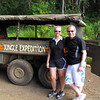 Our day consisted of 4 fun activities... the 1st one being a Jungle expedition which provided some amazing views...