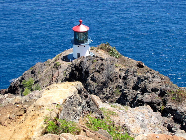 Oh ya, we did mention there was a scenic lighthouse didn't we? :-)