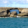 And there's the famous naturally created Sea Arch up at Laie Point