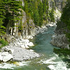 "There's some more views of ""Cheakamus Canyon"" as we head back down South."