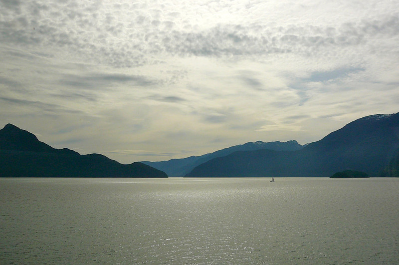 "Some of the most scenic views we experienced on our Journey were when we came through ""Howe Sound""... just like this one here!!"
