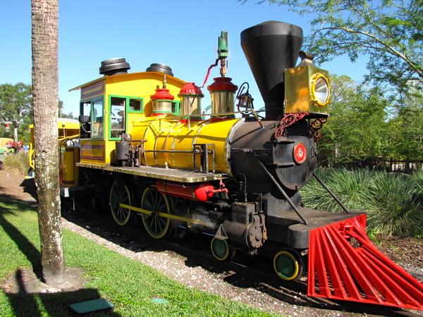 "When at Busch Gardens make sure to ride the ""Serengetti Railway"" that takes you around the whole park and best of all to see the free-roaming African animals!"