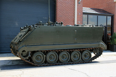 US M106 Armored Mortar Carrier