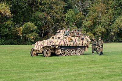 German WWII SdKfz. 251/11
