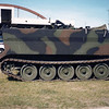 M113 Armored Personnel Carrier. 13-Tons (loaded) of Hot Rod. Oh, the memories...