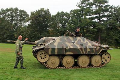Jagdpanzer 38 (Sd.Kfz. 138/2) Hetzer