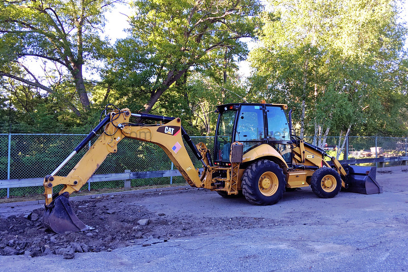 Caterpillar 430E it Loader Backhoe