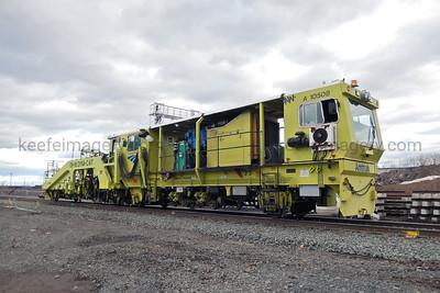 Track Maintenance Vehicle