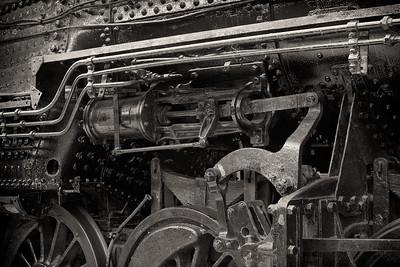 Pennsylvania Railroad No. 1670, 1916