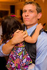 Lily with Erik showing the importance of giving the mean mug when dancing with a small child - 2016-11-05