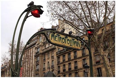 Metro Perch