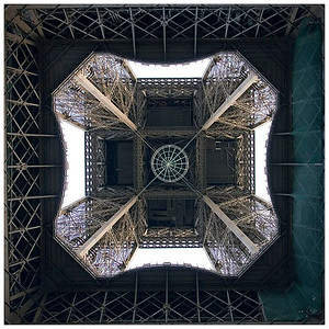 Eiffel Ascent