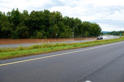 I-180 in Montoursville