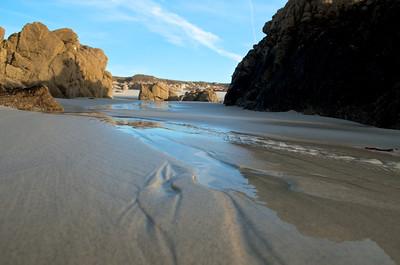 17 Mile Drive. Pebble Beach, California.