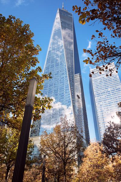 The One World Trade Centre