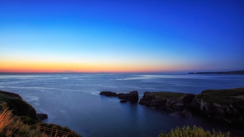 Sunset, Port Isaac