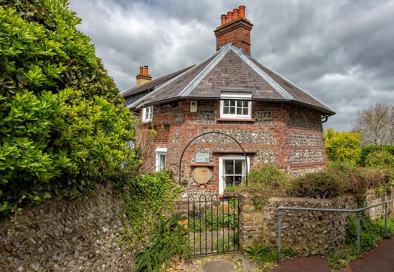Leonard & Virgnia Woolf's House Lewes, West Sussex