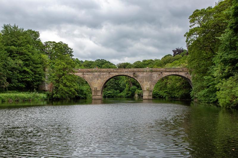 Prebends Bridge, Durham City