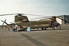 This is the US Army CH-47 helicopter in the previous photo.