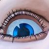 eye of Luna Park entrance face